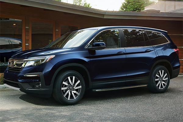 47 The Honda Pilot 2020 Interior Interior