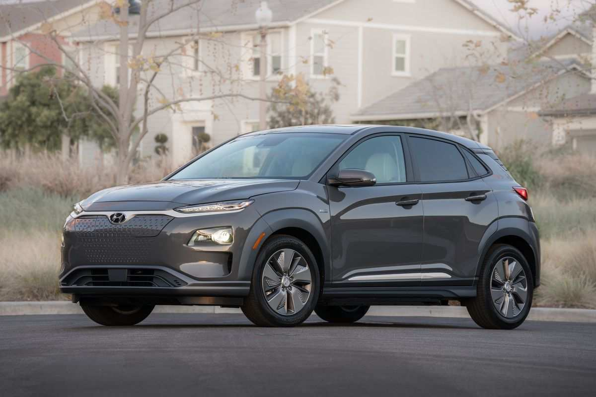 47 The Hyundai Kona Ev 2020 Performance