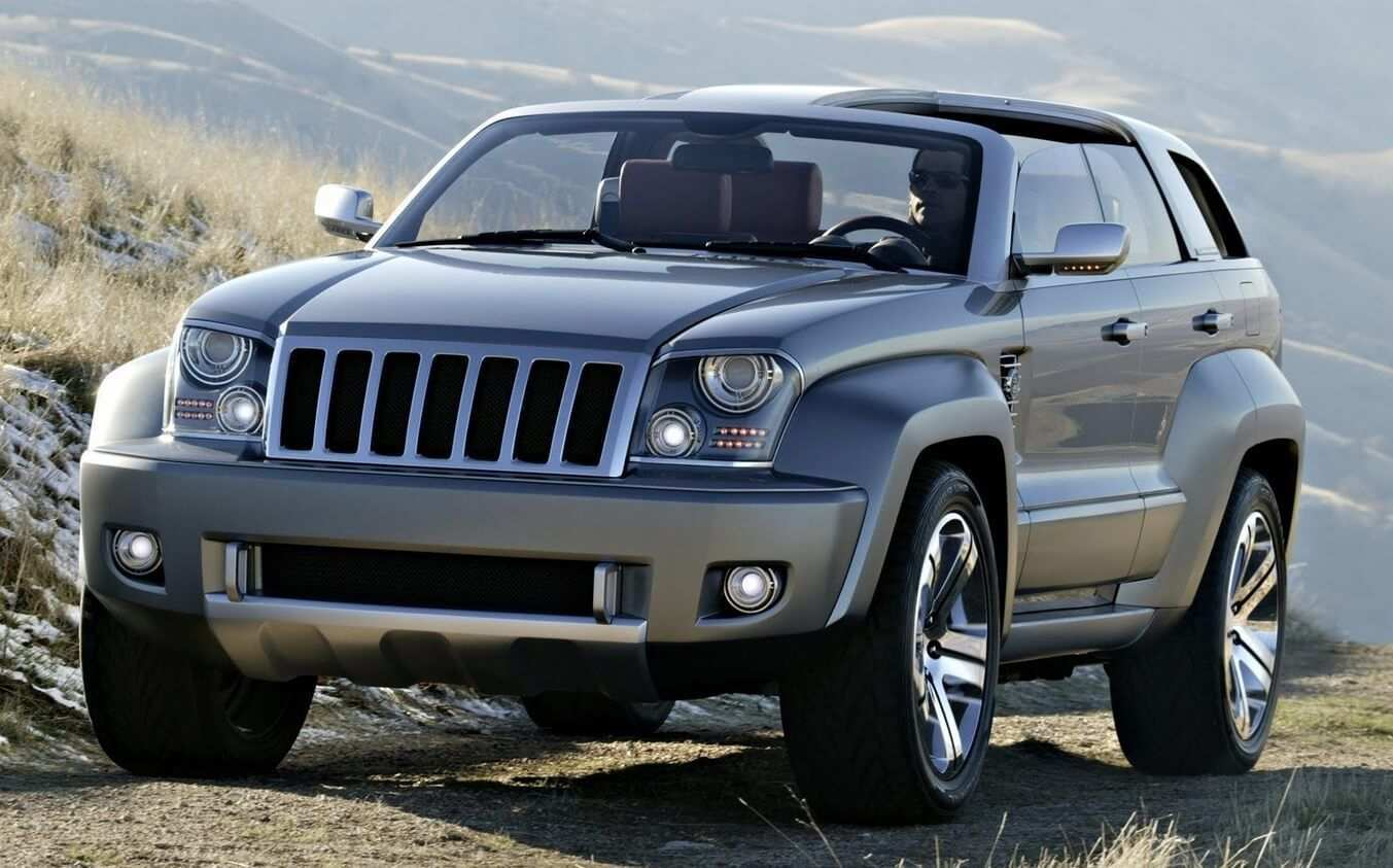 47 The Jeep Patriot 2020 Interior