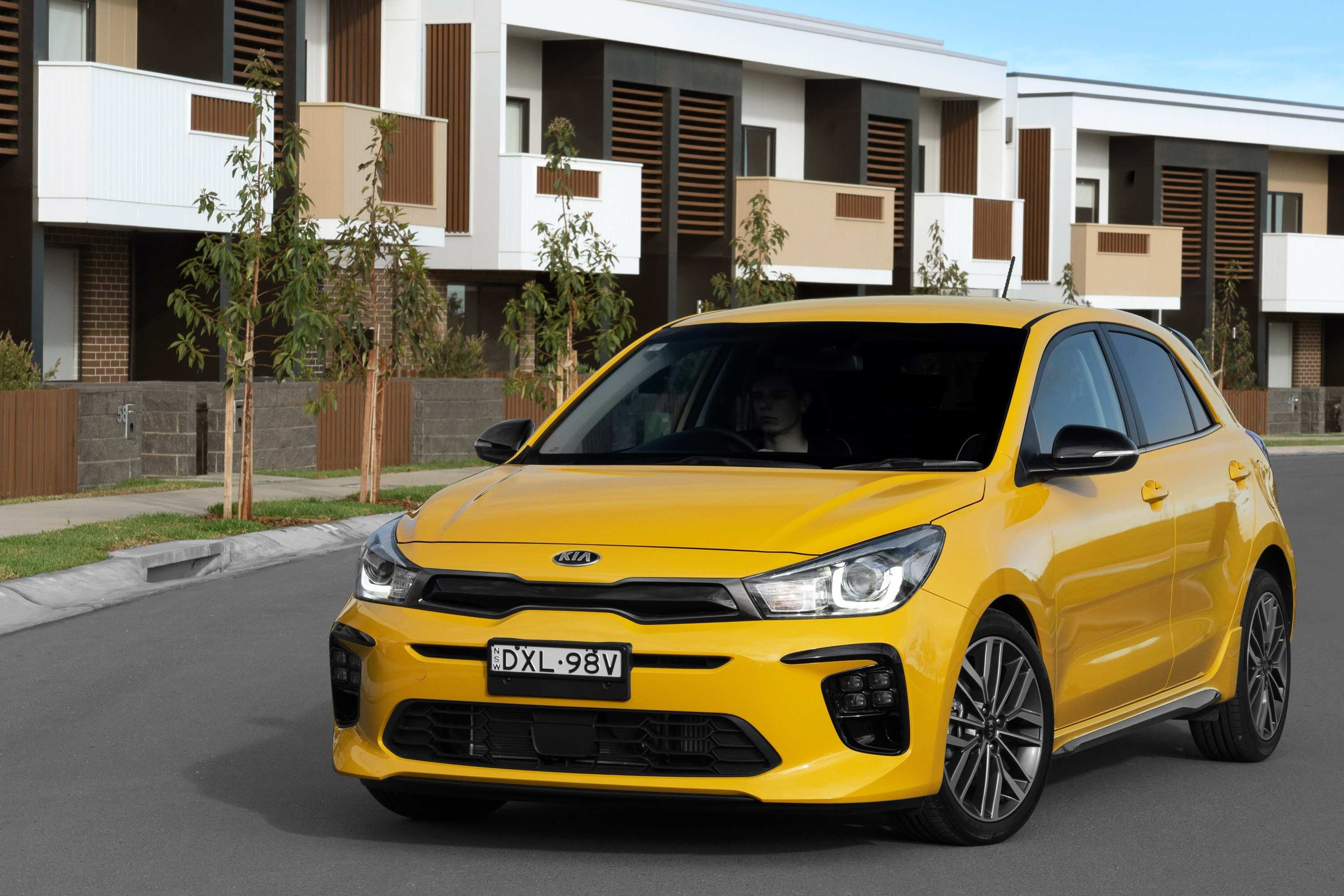 47 The Kia Rio 2019 Review Specs