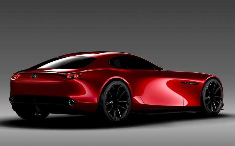 47 The Mazda Rx Vision 2020 New Review