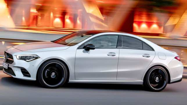 47 The Mercedes Cla 2019 Release Date Ratings