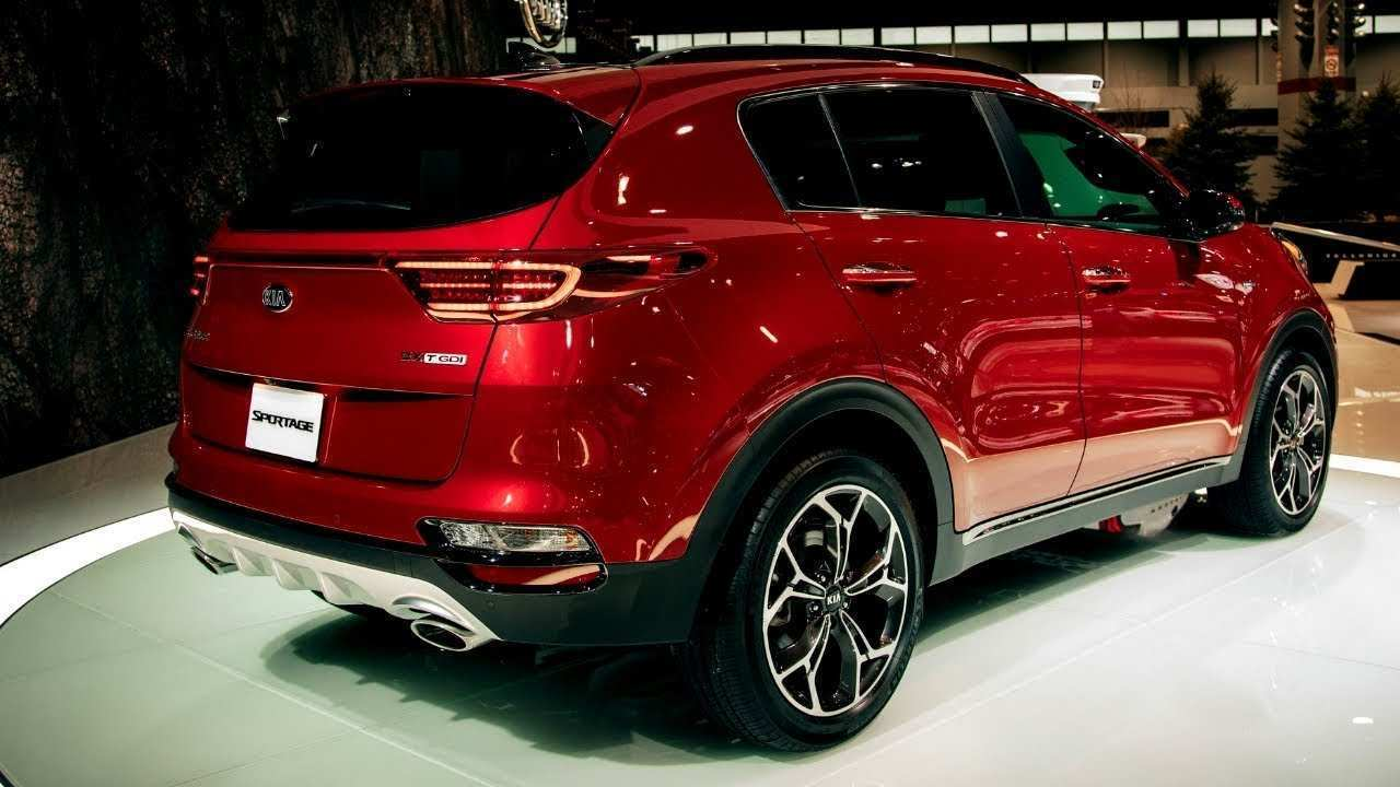 47 The New Kia Sportage 2020 Youtube New Model And Performance