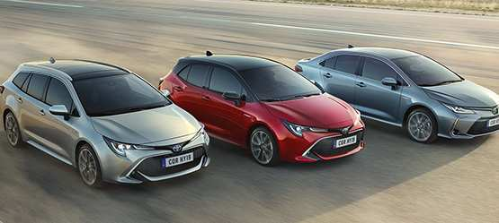 47 The New Toyota 2019 Models Pricing