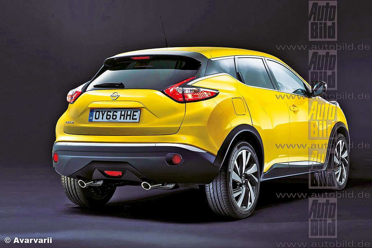 47 The Nissan Juke Concept 2020 New Concept