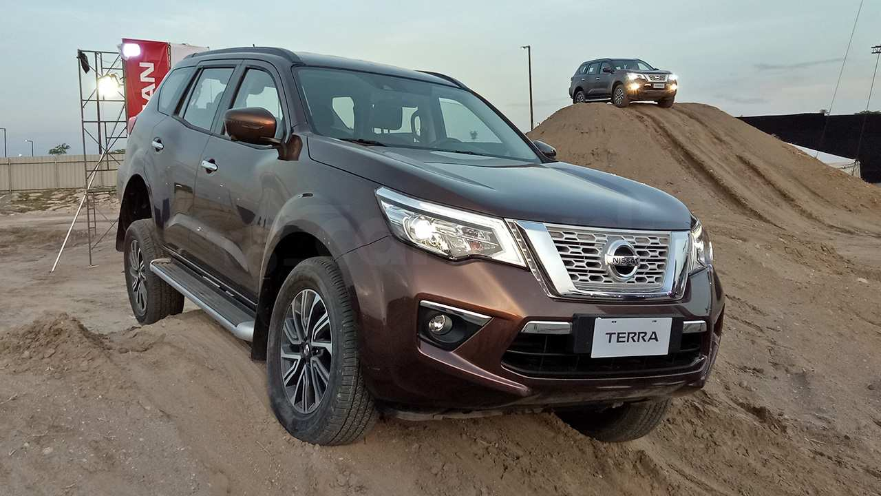 47 The Nissan Terra 2019 Philippines Price