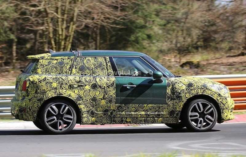 47 The Spy Shots Mini Countryman Price Design And Review