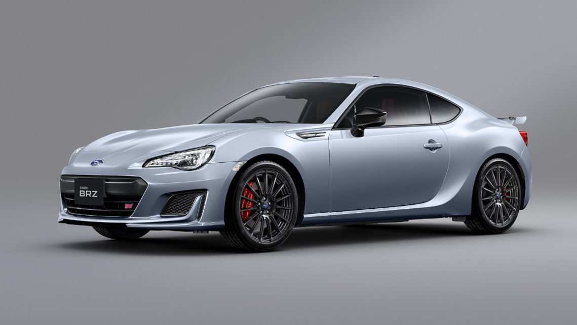 47 The Subaru 2019 Brz Redesign And Review