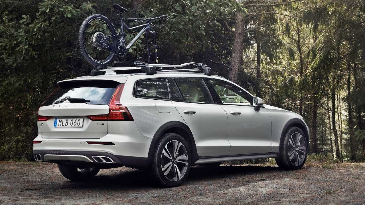 47 The Volvo 2019 V60 Cross Country Spy Shoot