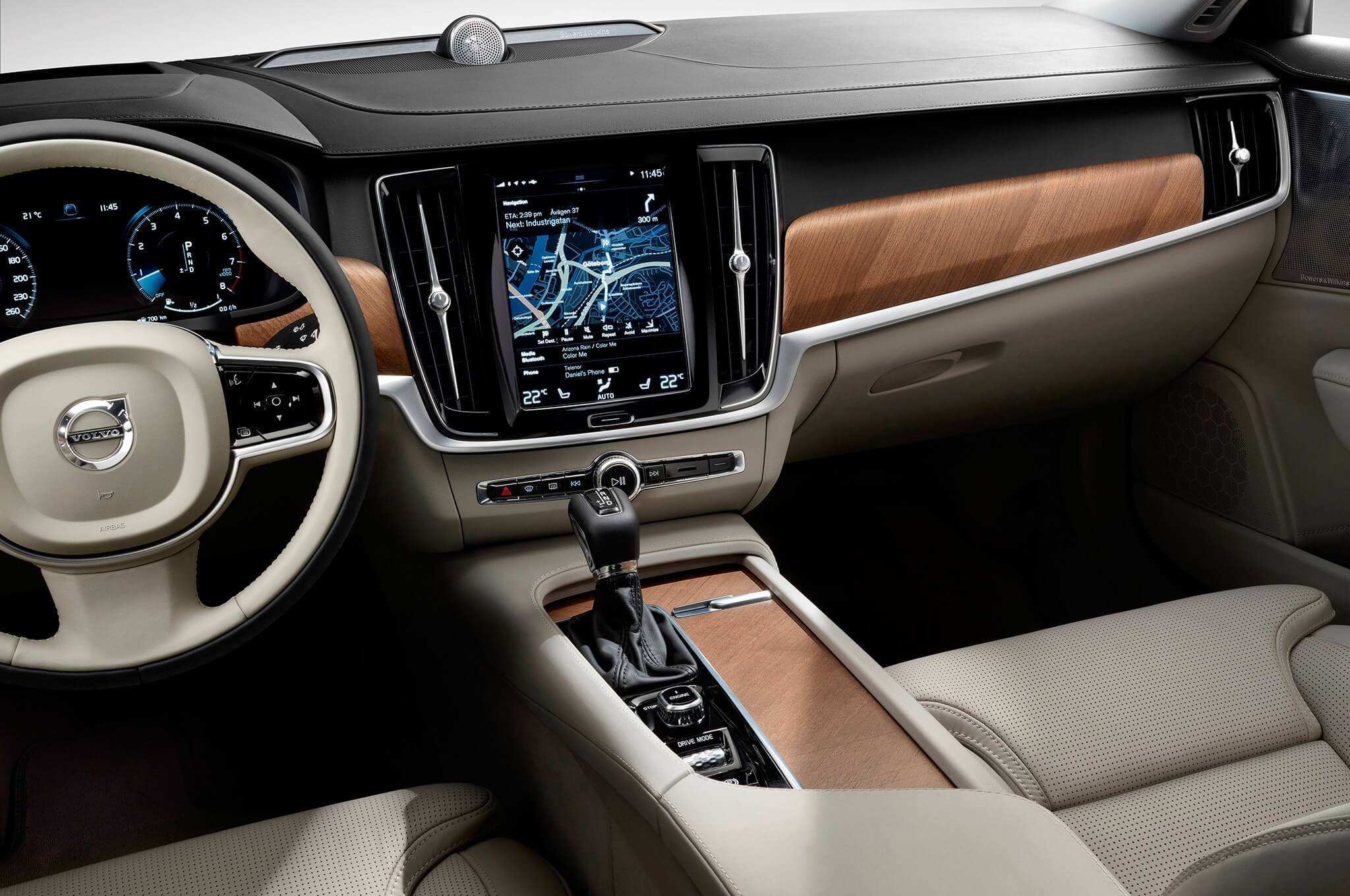 47 The Volvo Xc90 2019 Interior Images