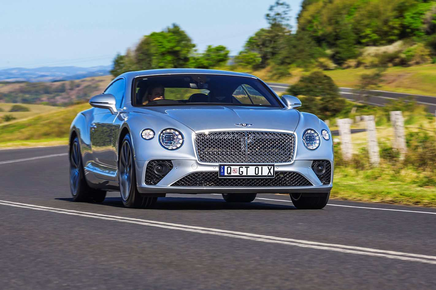 48 A 2019 Bentley Continental GT Performance And New Engine