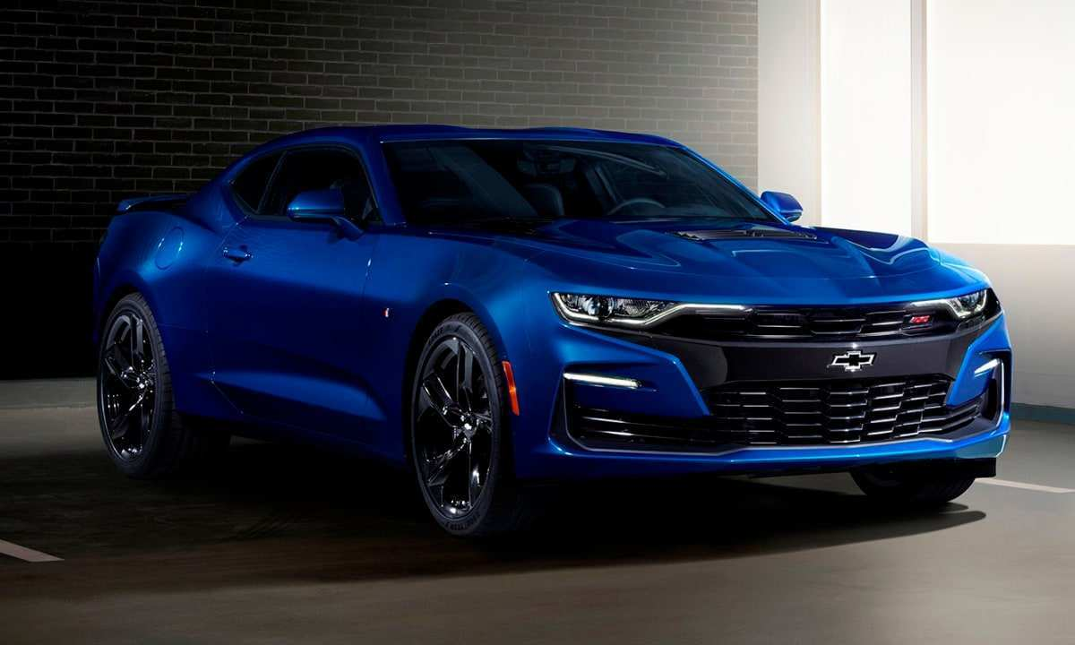 48 A 2019 Chevy Camaro Ratings