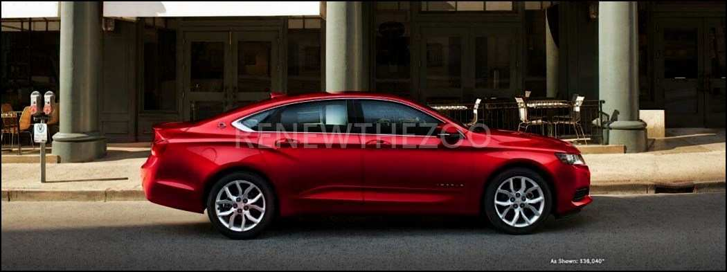 48 A 2019 Chevy Impala SS Prices