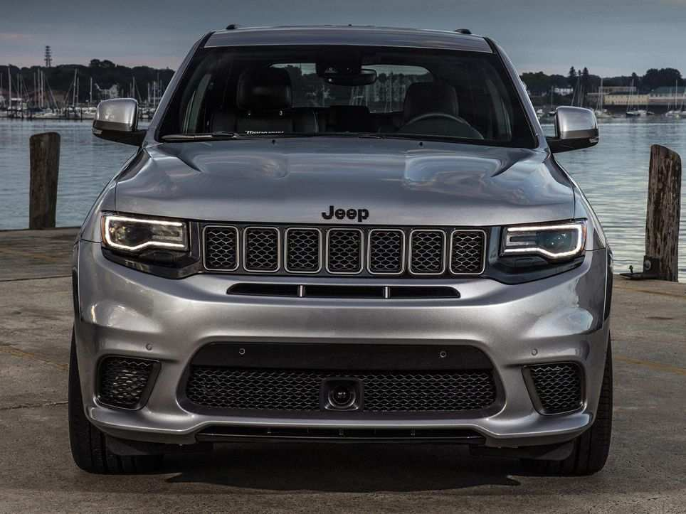 48 A 2019 Grand Cherokee Srt Hellcat Ratings