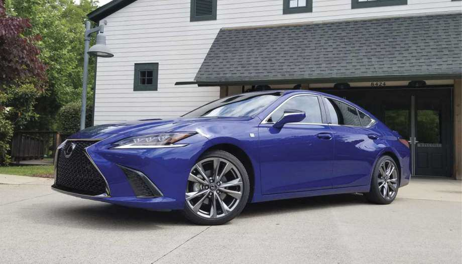 48 A 2019 Lexus Es 350 F Sport Ratings