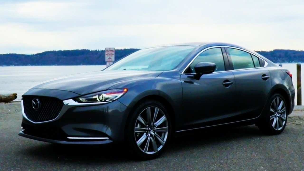 48 A 2019 Mazda 6 Price Design And Review