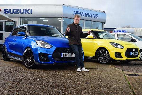 48 A 2019 New Suzuki Swift Sport Price And Review