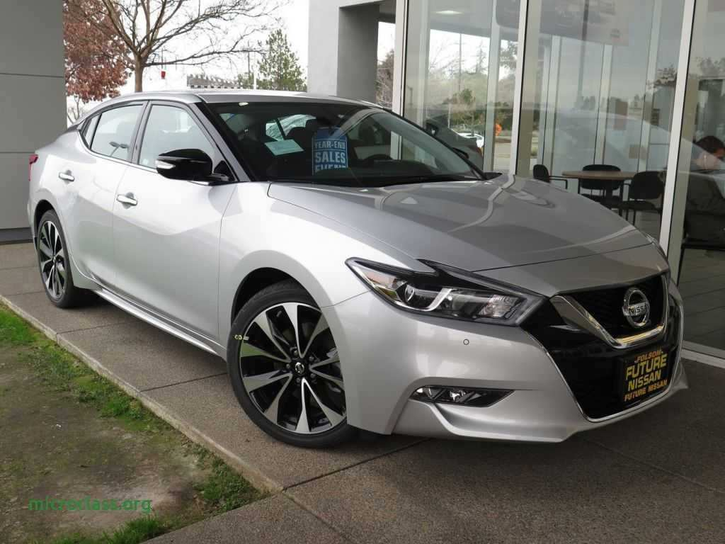 48 A 2019 Nissan Maxima Detailed New Review