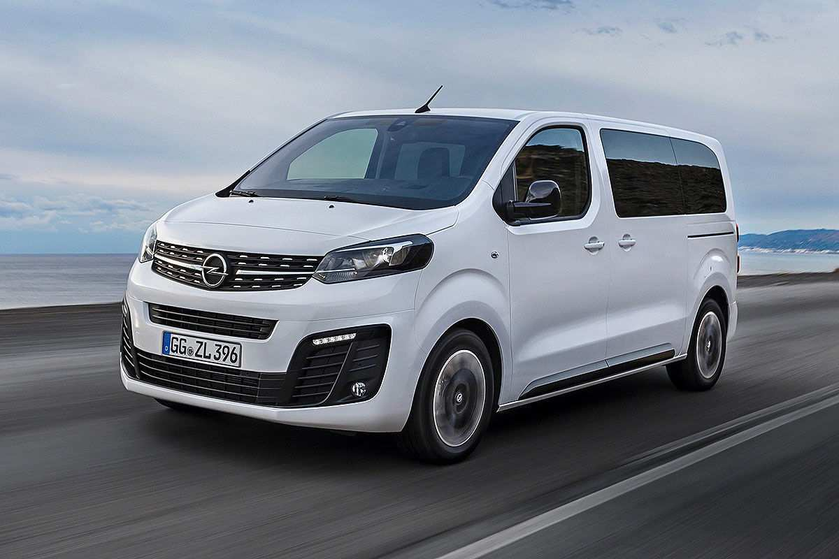 48 A 2019 Opel Vivaro Price Design And Review