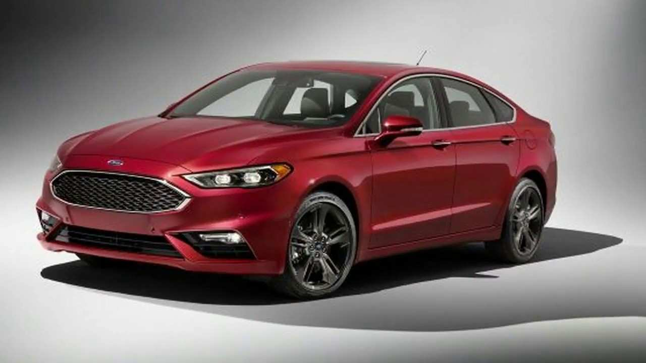 48 A 2019 The Spy Shots Ford Fusion Concept And Review