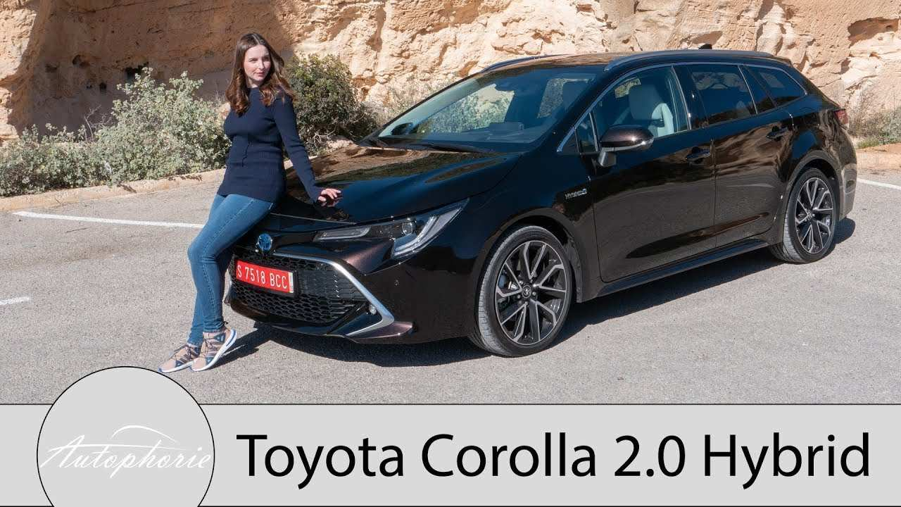 48 A 2019 Toyota Avensis Model