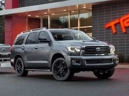 48 A 2019 Toyota Sequoias Concept And Review
