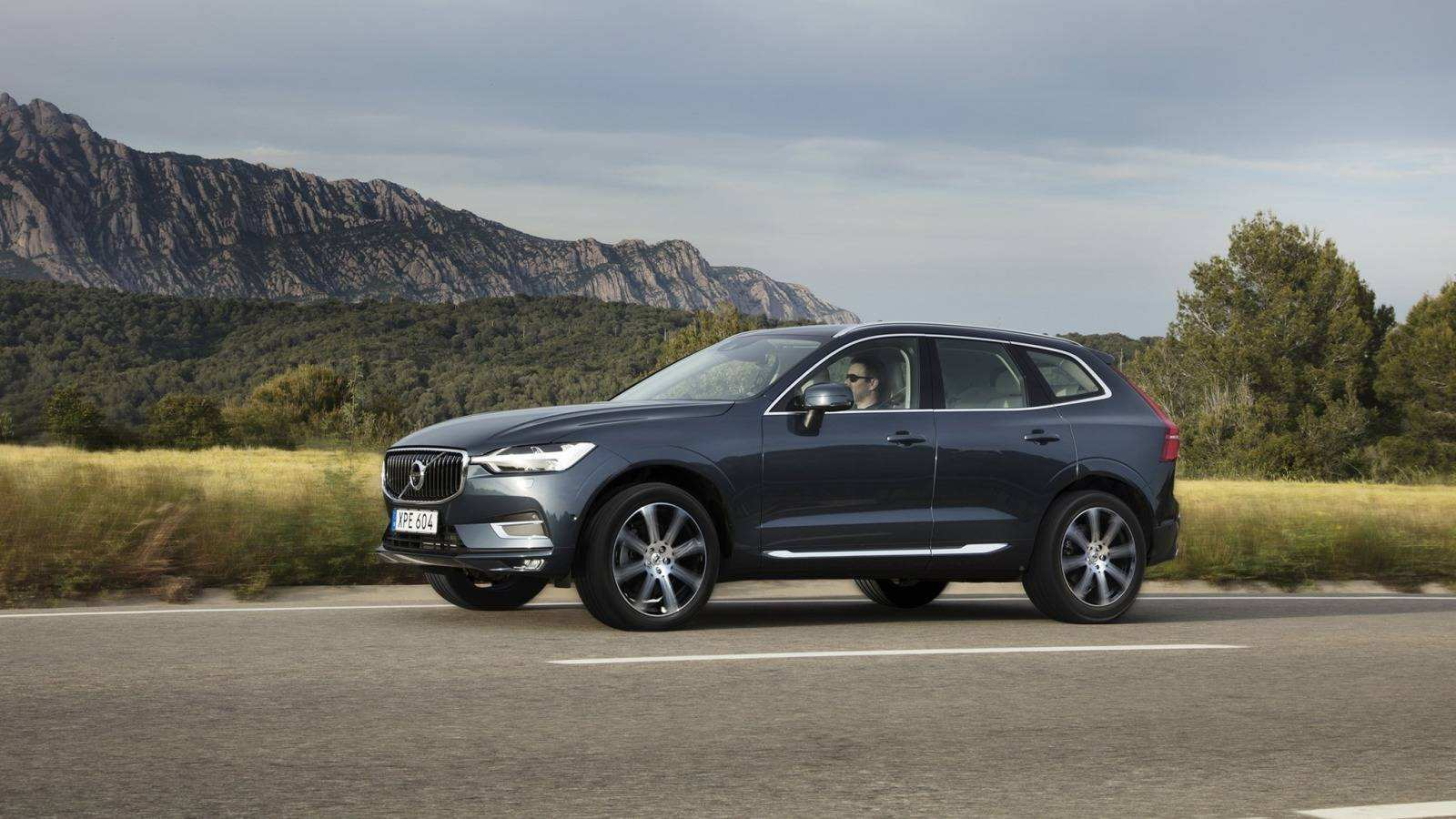 48 A 2019 Volvo XC60 History
