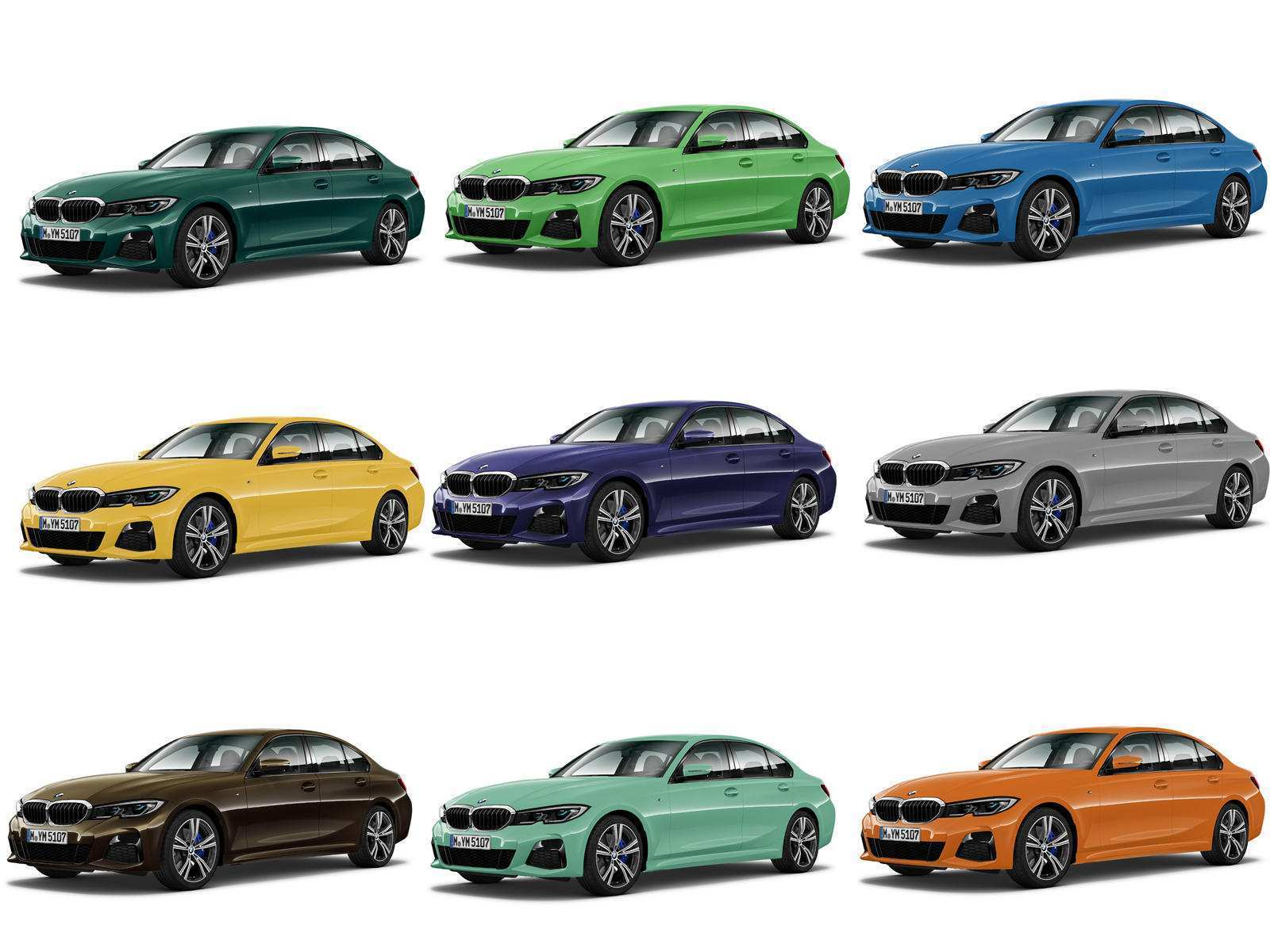 48 A 2020 BMW M4 Colors Release Date