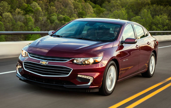 48 A 2020 Chevrolet Malibu Redesign And Concept