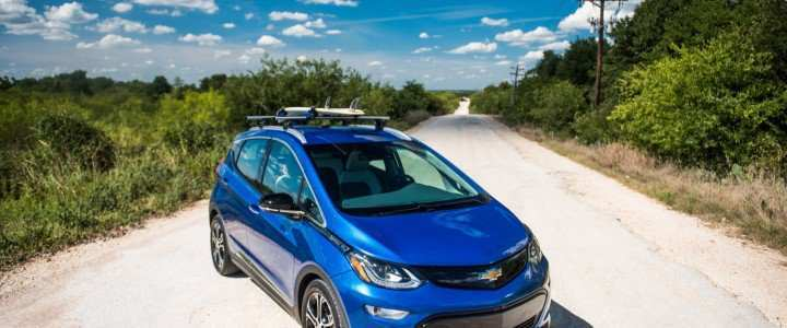 48 A 2020 Chevy Bolt Ratings