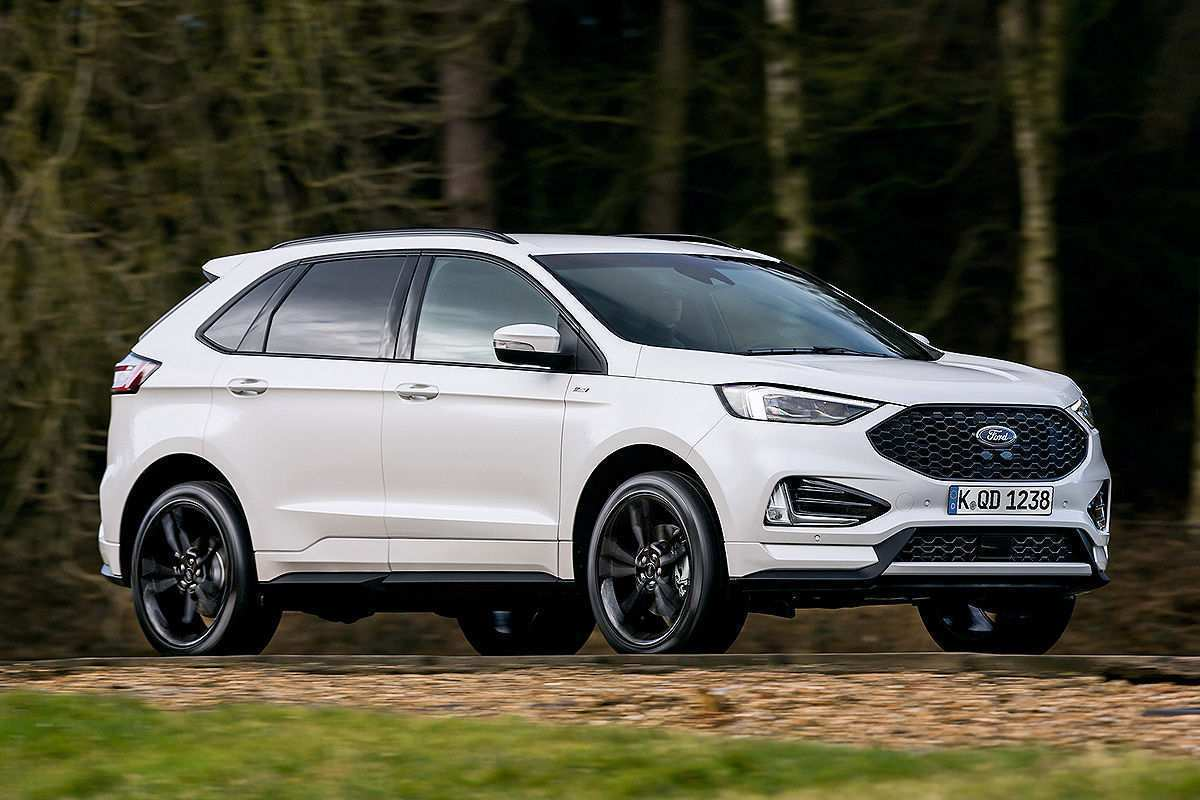 48 A 2020 Ford Edge New Design Redesign And Concept