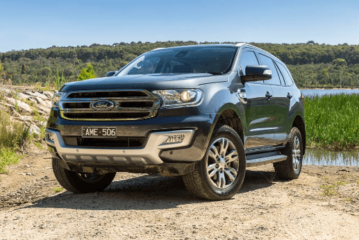 48 A 2020 Ford Everest Price Design And Review