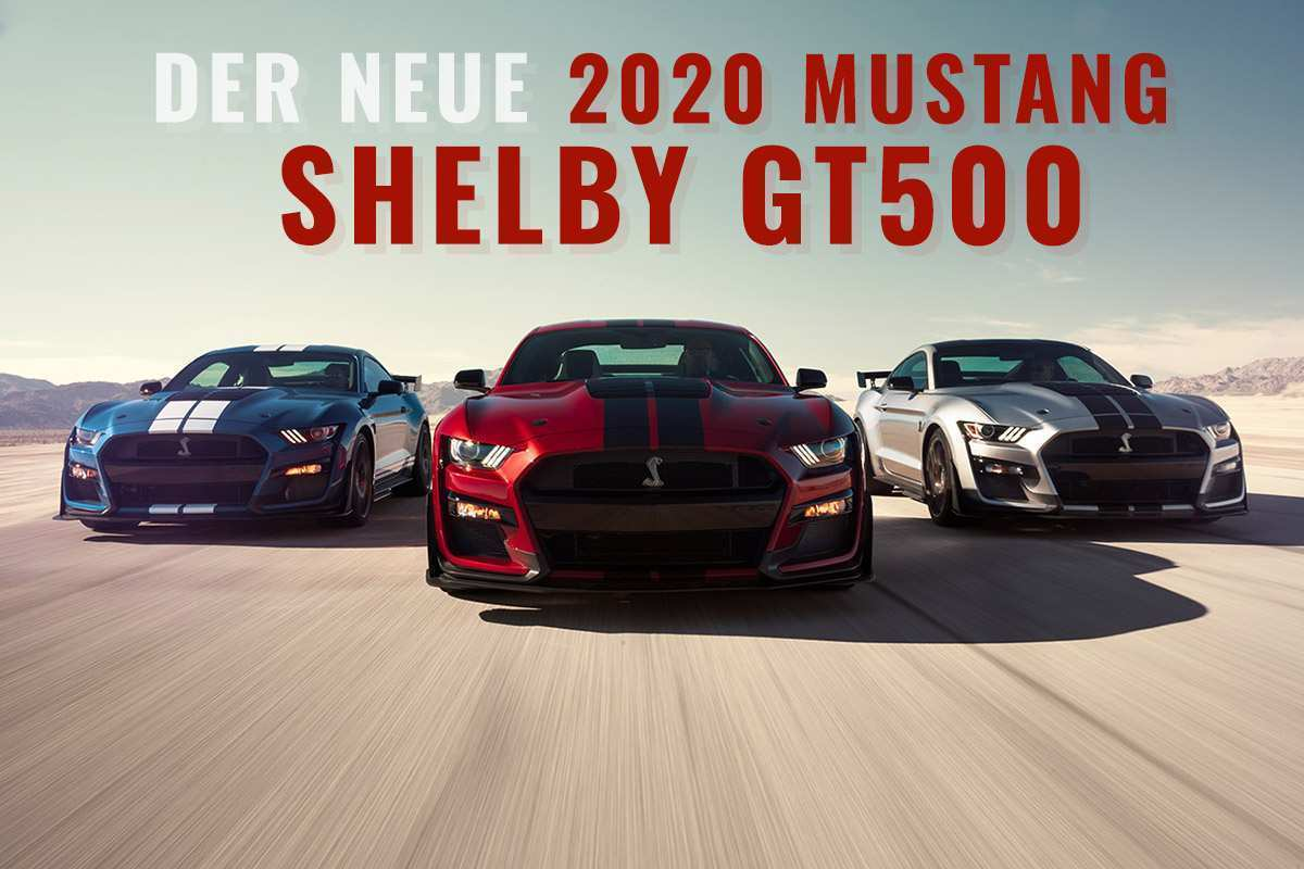 48 A 2020 Ford GT350 Research New
