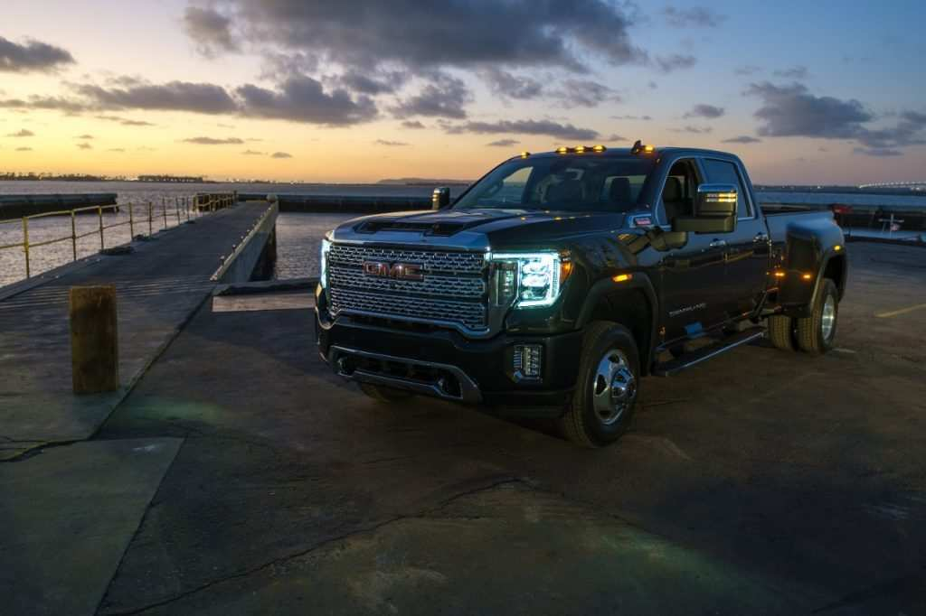 48 A 2020 GMC Denali 3500Hd Photos