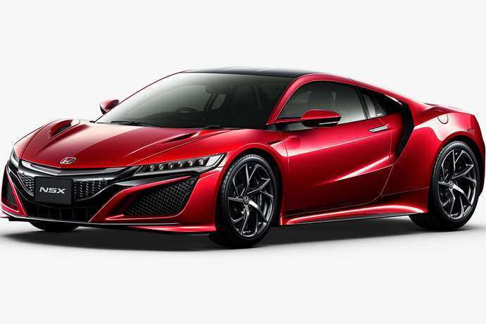 48 A 2020 Honda Nsx Redesign And Concept