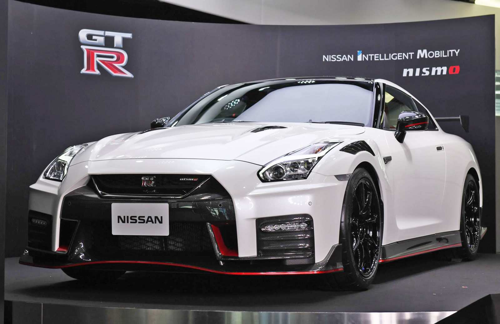 48 A 2020 Nissan Gt R Ratings
