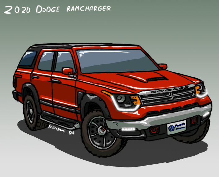 48 A 2020 Ramcharger Configurations