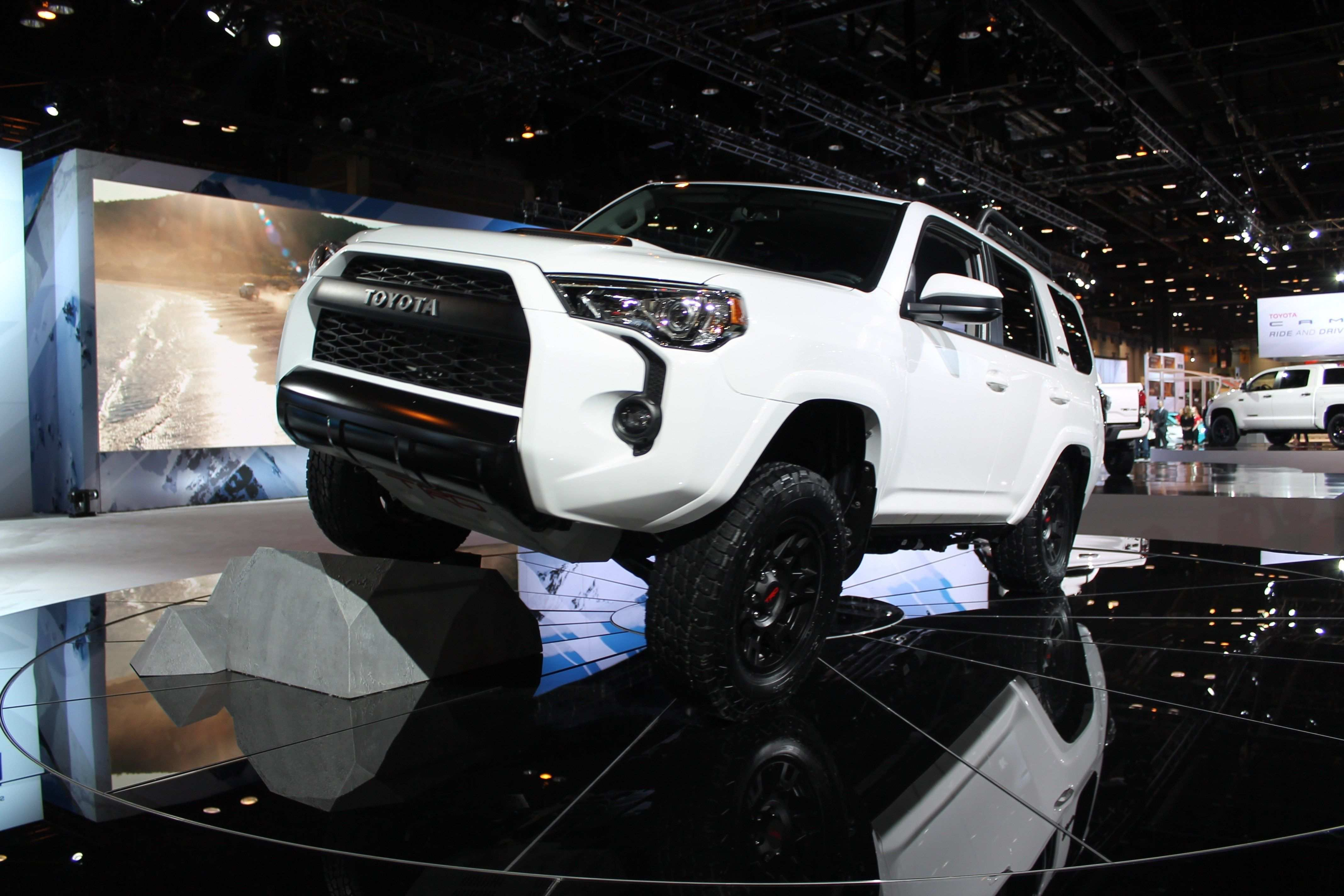 48 A 2020 Toyota Hilux Spy Shots Engine
