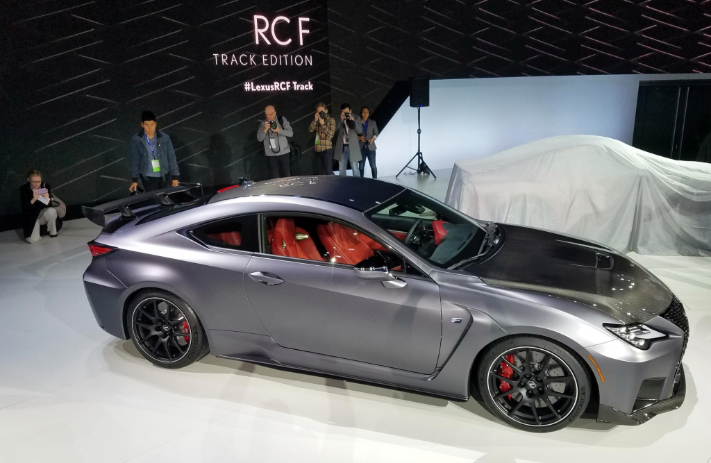 48 A Lexus Rcf 2019 Review And Release Date