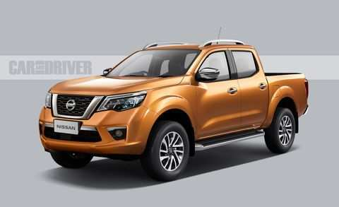 48 A Pictures Of 2020 Nissan Frontier Exterior And Interior