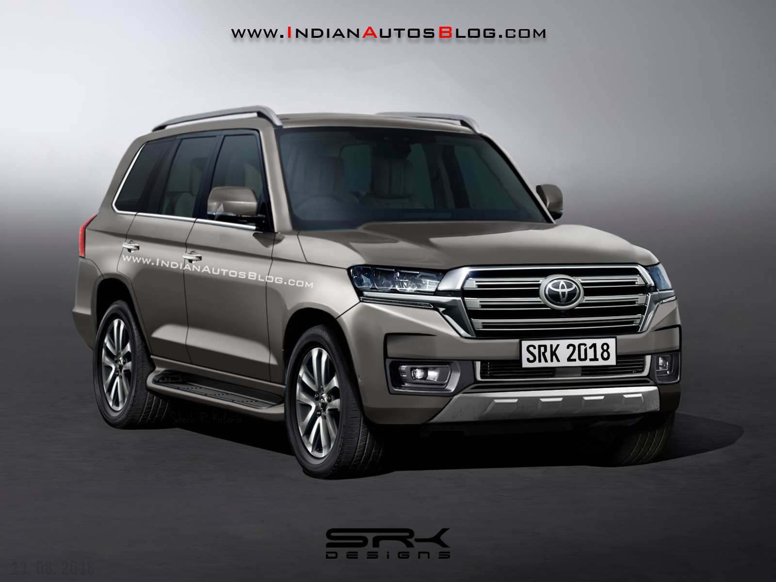 48 A Toyota Land Cruiser Redesign 2020 Wallpaper