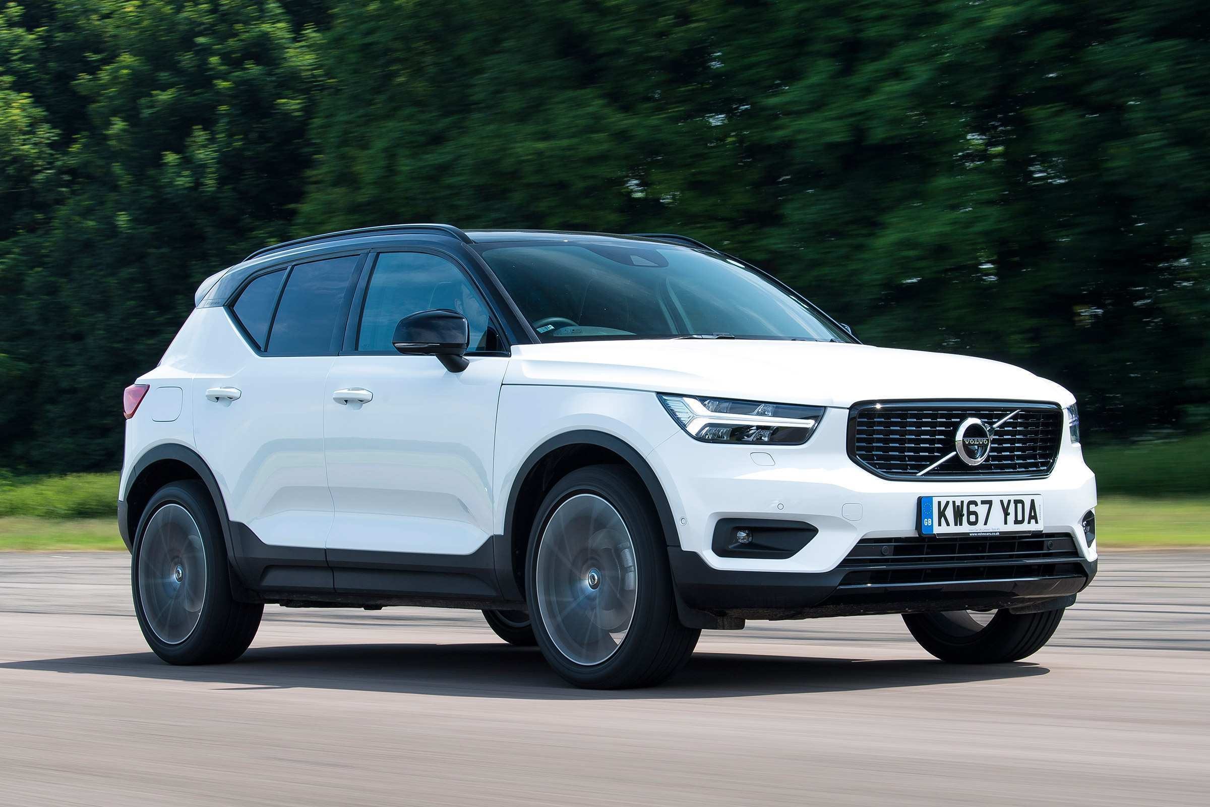 48 A Volvo 2019 Xc40 Review Pricing