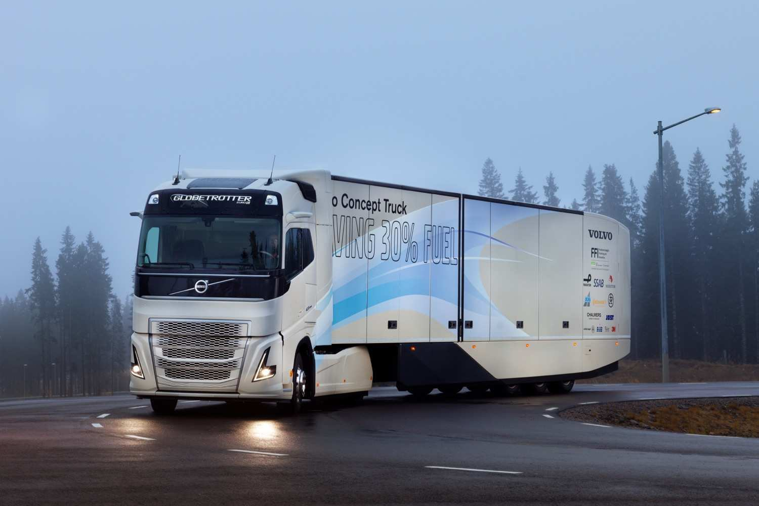 48 A Volvo Globetrotter 2020 Pictures