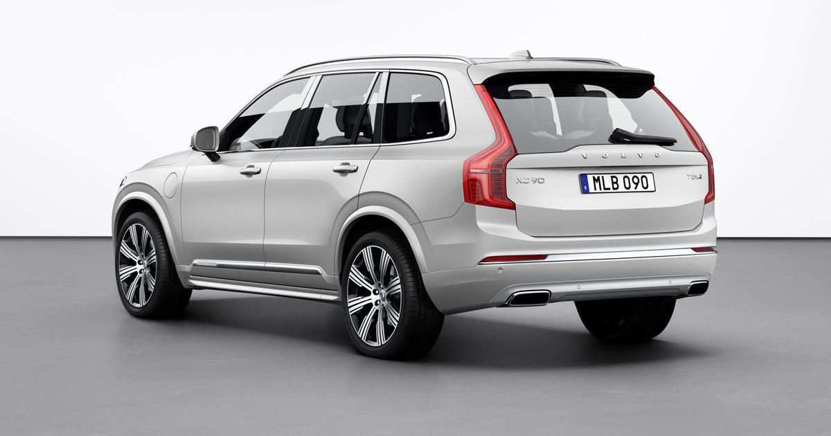 48 A Volvo New Xc90 2020 Rumors