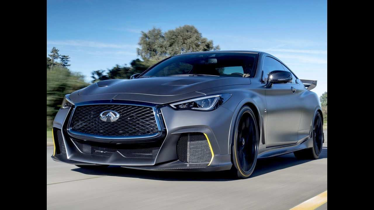 48 A What S New For Infiniti In 2020 Picture