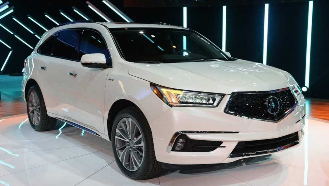 48 All New 2019 Acura Mdx Rumors Redesign And Review