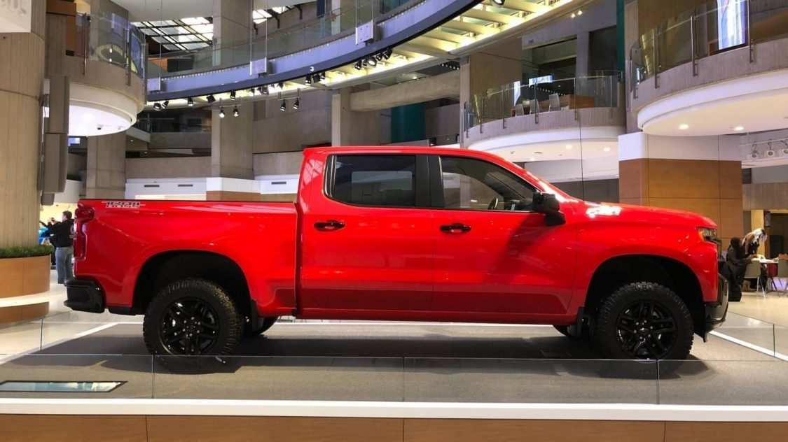 48 All New 2019 Chevy Reaper Ratings