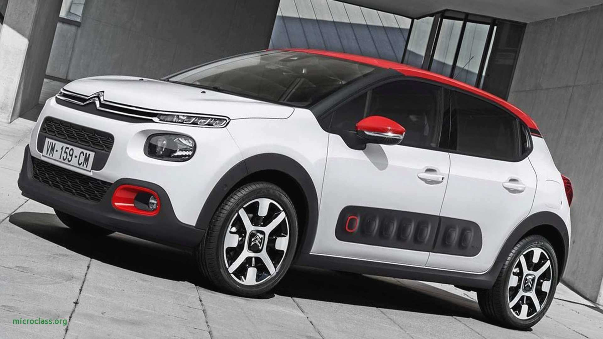 48 All New 2019 Citroen C1 Spy Shoot