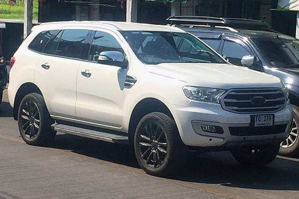 48 All New 2019 Ford Everest New Concept