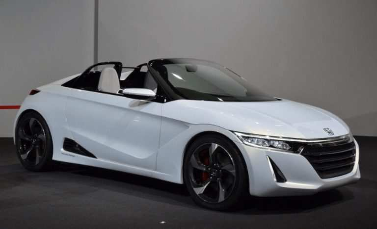 48 All New 2019 Honda S660 Redesign And Review